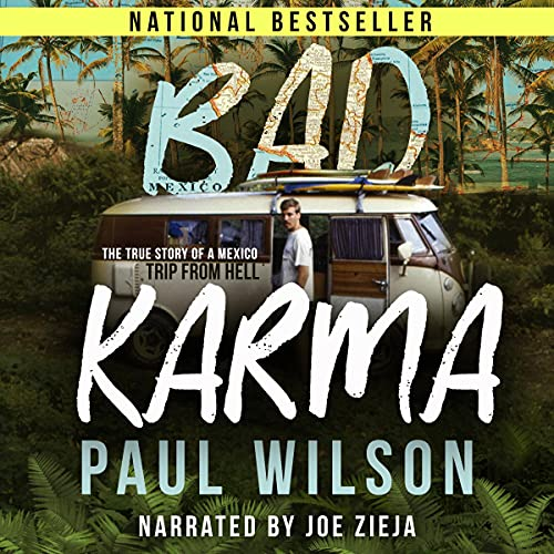 Bad Karma Audiobook By Paul Wilson cover art