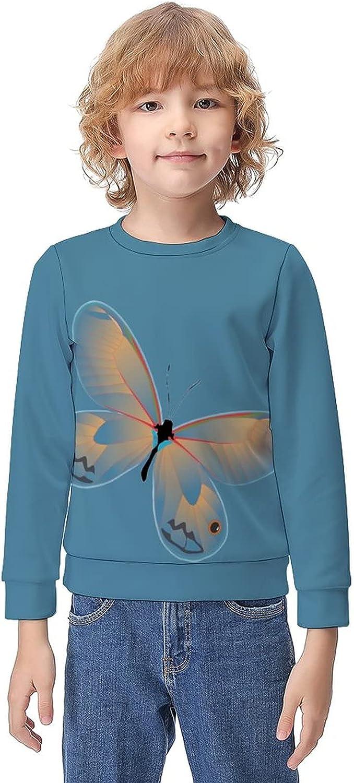 Bargain LIDOTO < Max 69% OFF Teenage Boys and Sweatshirt Girls Pullover Sport Casual