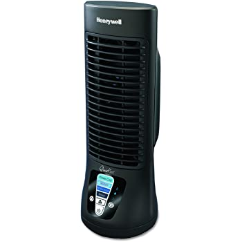 Honeywell HTF210B Quiet Set Personal Table Fan