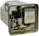 Suburban - 1236.2037 12 Gallon Gas and Electric water Heater with Dark Spark Ignition