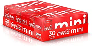 Coca-Cola Mini Cans (7.5 Oz., 30 Pk.)Vevo