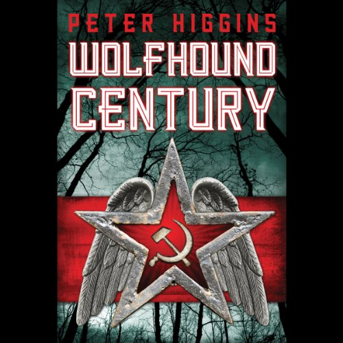 Wolfhound Century audiobook cover art