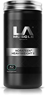 LA Muscle Norateen Heavyweight II - 42 Capsules 1 Pack