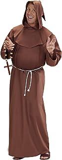 comprar comparacion WIDMANN Deluxe - Disfraz de monje adultos, talla XL (3231M)