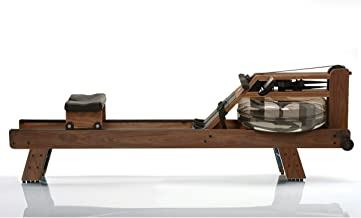 WaterRower Classic Rowing Machine S4 with Hi-Rise Attachment