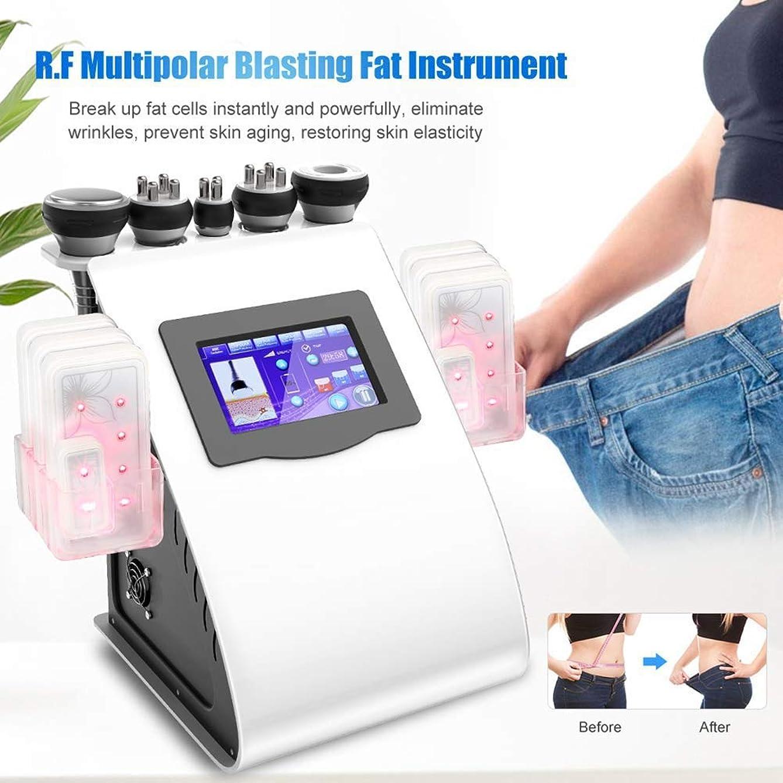 無効にする十分な同級生脂肪除去機、1プロフェッショナル脂肪マッサージスキンリフティング美容ツールに付き5