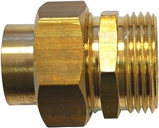 Boutté 3115652 Union fer cuivre sphero conique 341GCU Mâle 26X34 Tube Ø22