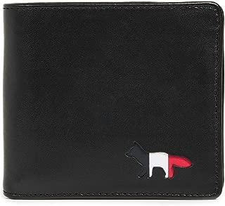 Maison Kitsune Men's Tricolor Wallet