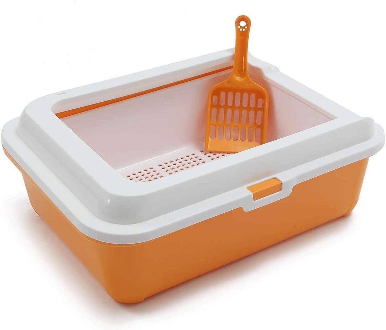 XIAOLI Cat Litter unisex Box Pet Toilet Tray Large discharge sale Bedpan Supplies