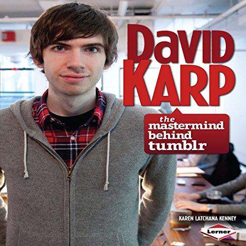 David Karp copertina