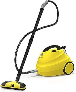 MLMLANT Limpiador de Vapor_trapeador de Piso, 2000 W, Limpiador de Vapor multifunci?n para Limpiar Ventanas y alfombras de Pisos, Ventanas, alfombras, Esquinas, Perchas