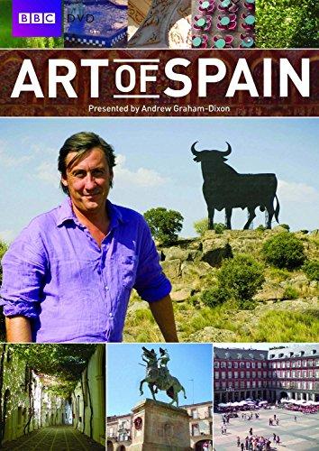 Art of Spain [Reino Unido] [DVD]