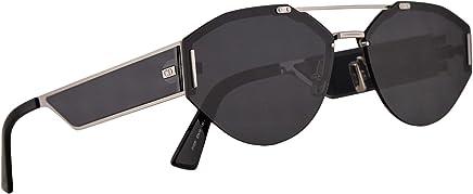 Christian Dior Homme Dior0233S Sunglasses Palladium w/Grey Lens 62mm 0102K Dior 0233S Dior 0233/S Dior0233/S