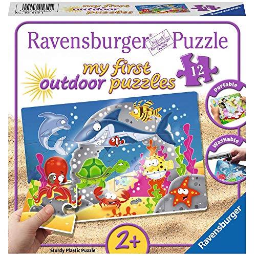 Ravensburger 05610 - Abenteuer Unter Wasser - My First Outdoor Puzzle