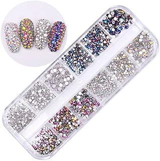 Amazon.es: Pedrería - Accesorios para decorar uñas: Belleza