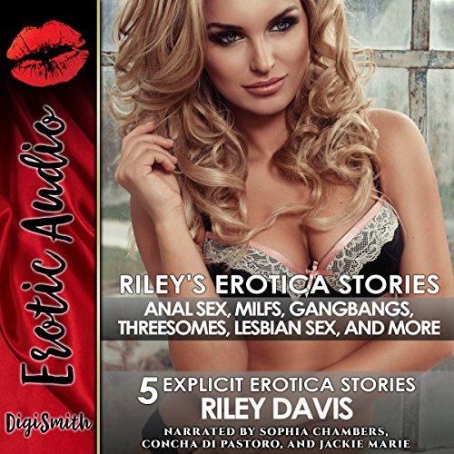Riley's Erotica Stories cover art