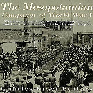 The Mesopotamian Campaign of World War I cover art