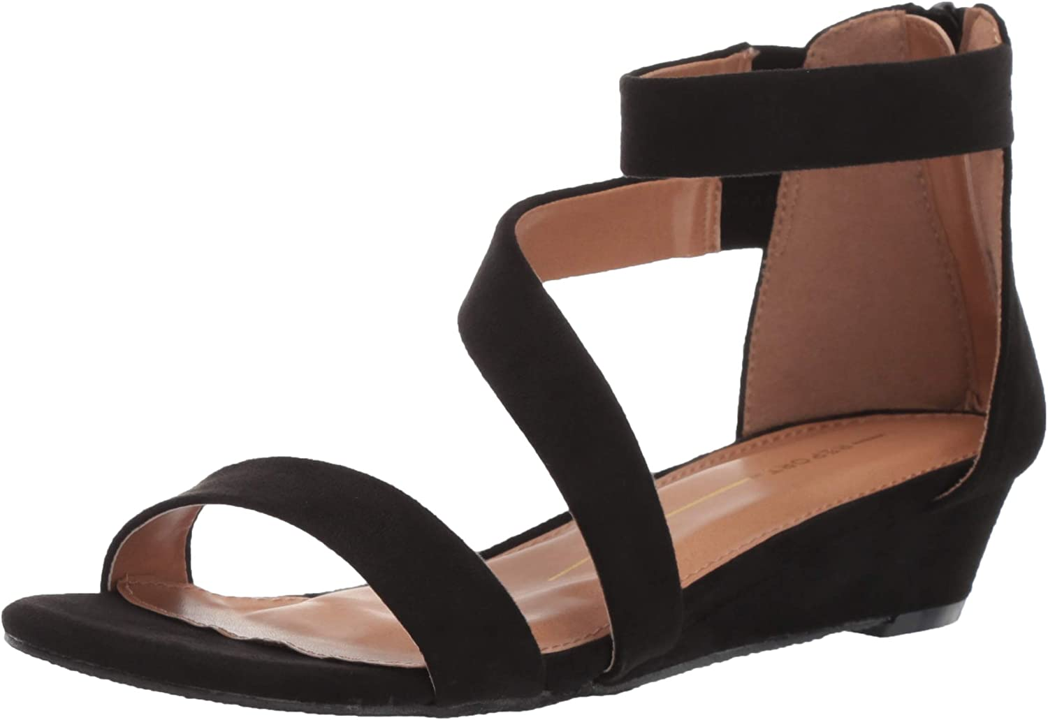 Report Womens Jacey Wedge Sandal