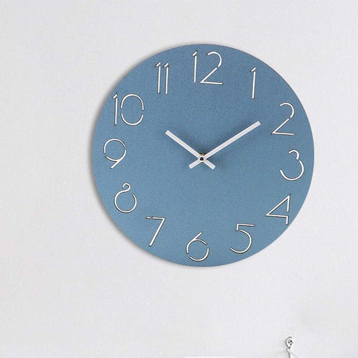 割合障害者違う壁掛け時計12