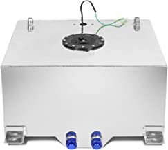 DNA MOTORING Chrome ALU-FT-T8 Aluminum 20-Gallon Fuel Cell Gas Tank