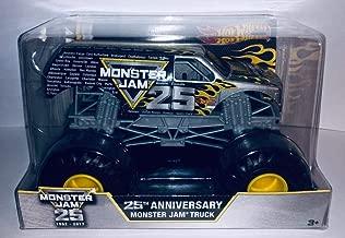 Best 25th anniversary monster jam truck Reviews