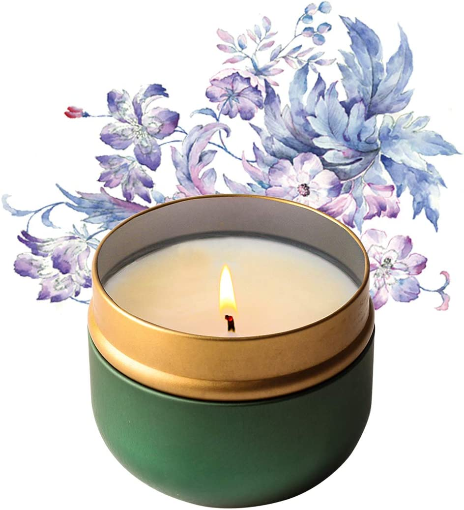 Sales Carpe Diem Scented Candles Luxury Lavend Tucson Mall Candle Soy