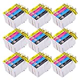 36 Compatible Ink Cartridge Replace T0711 T0712 T0713 T0714 for Epson Stylus D78 D92 DX4000 DX4050 DX5000 DX5050 DX6000 DX6050 DX7000 DX7000F DX4400 DX4450 DX7400DX7450 DX8400 DX8450 S20 SX100 SX105 SX200 SX205 SX400 SX405 SX600FW BX300F S21 SX110 SX115 SX215 SX218 SX410 SX415 SX515W SX209 SX405 WiFi Printer
