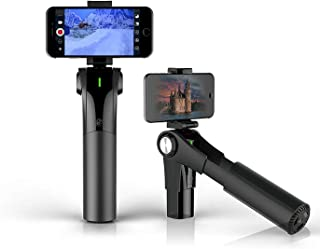 スマホ用 3軸ジンバルスタビライザー Snoppa M1 多機能撮影 自撮り棒 iPhone & Androidスマートフォン対応 iPhone 8 8 Plus 7 Plus 6 Plus Samsung Galaxy S8 S7