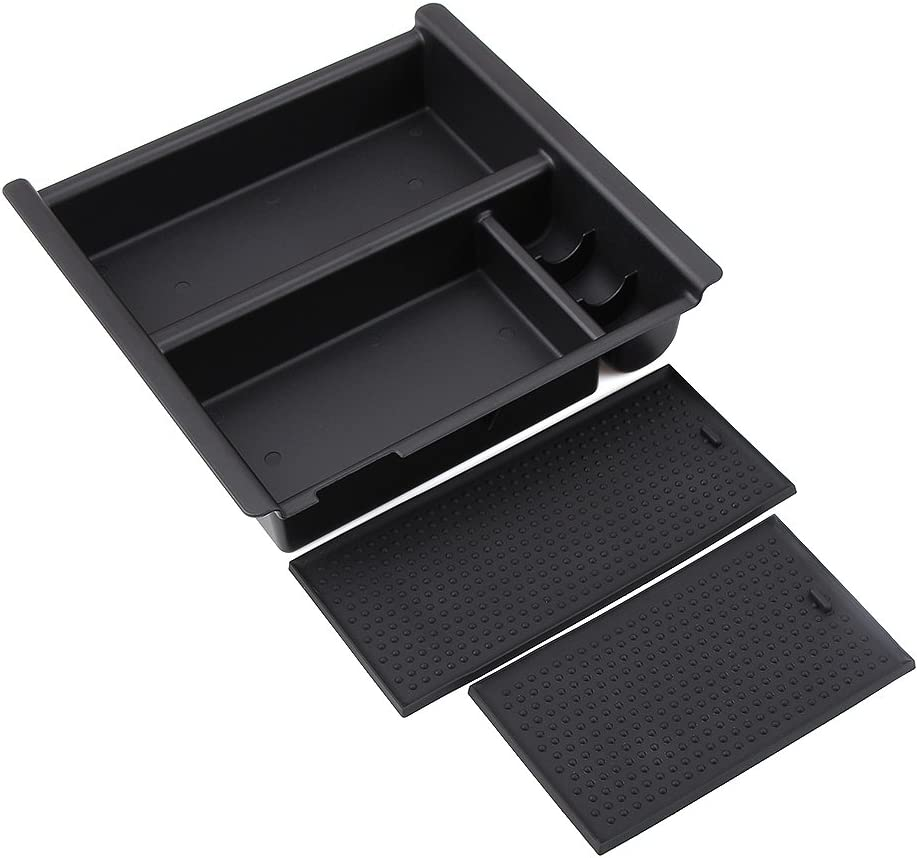 VCiiC Armrest Storage Safety and trust Organizer Center for Max 77% OFF Tray Divider Console