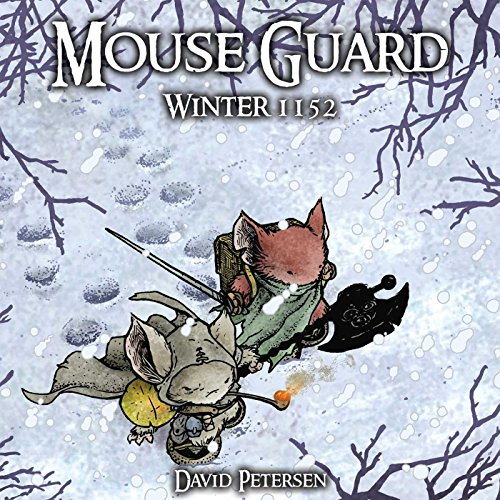 Download Mouse Guard Volume 2: Winter 1152 (2) 1932386742