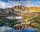 Colorado 2020 Deluxe Wall Calendar