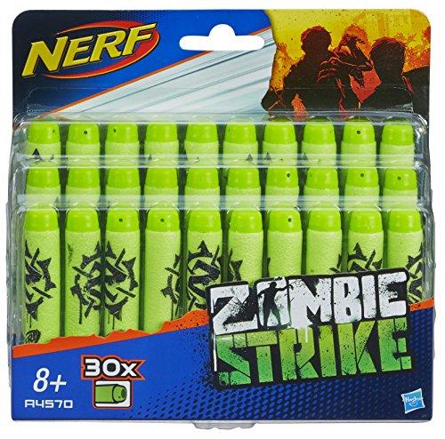 Hasbro A4570EU5 Nerf A4570EU40 Zombi Strike Dart Nachfüllpack