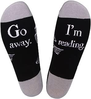go away i m reading socks