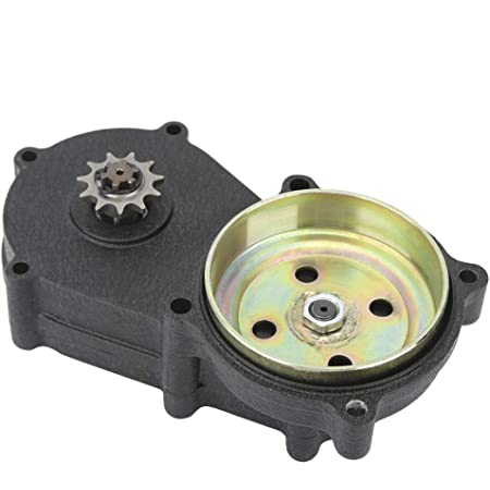 Gear Reduction Transmission Box for 2-STROKE Mini ATV 20T 43-49cc Engine Gear Engine Box