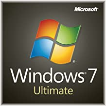 Windows 7 Ultimate SP1 32bit (OEM) System Builder DVD 1 pack [Old Packaging]