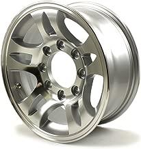 16 inch 6 lug aluminum trailer wheels