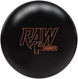 Hammer Raw Hammer Bowling Ball- Black 13lbs
