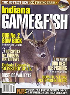 Indiana Game & Fish, December 2008 Issue