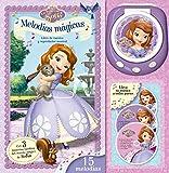 La Princesa Sofía. Melodías mágicas: Libro de cuentos y reproductor musical (Disney. Princesa Sofía)