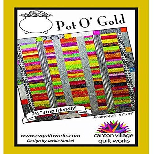 Canton Village Quiltgarn Pot O\' Gold