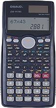 Aibecy Científico Calculadora Mostrador 401 Funciones Matriz Punto Vector Ecuación Calcular Solar y Batería Doble Motorizado 2 Line Monitor Negocio Oficina Estudiante Sat / Ap Prueba Alculate