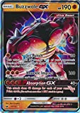 Pokemon Buzzwole-GX - 57/111 - Ultra Rare - Sun & Moon: Crimson Invasion