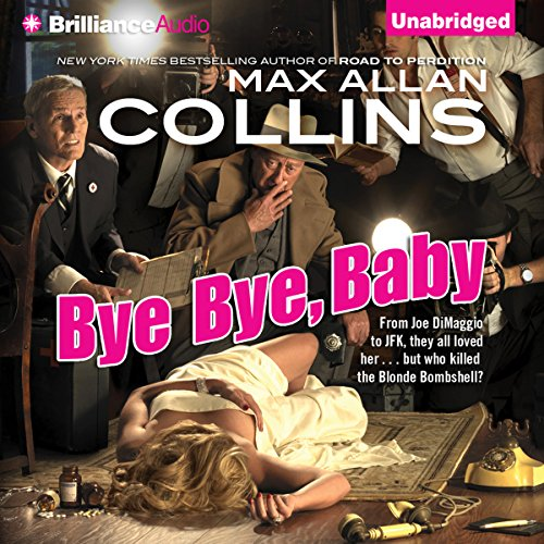 Bye Bye, Baby audiobook cover art