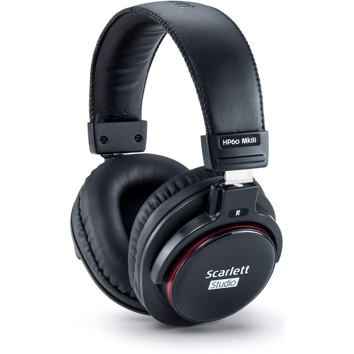 Focusrite Scarlett Solo - Interfaz de audio USB compacta para estudio, 2ª generación con protector de aislamiento de micrófono con soporte: Amazon.es: Instrumentos musicales