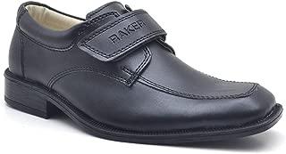 Barak Siyah Cırtlı Klasik Erkek Çocuk Sünnet Ayakkabı