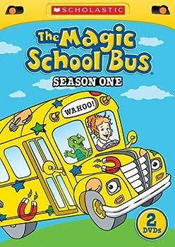 MAGIC SCHOOL BUS SSN1 DVD