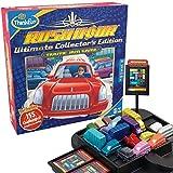 ThinkFun Rush Hour Ultimate Collector's Edition – Juego de lógica y CTIM para niños y niñas, Edad recomendada 8+
