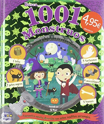 BUSCA 1001 MONSTRUOS   Y OTROS OBJETOS (Busca y encuentra)