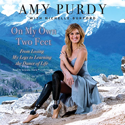 On My Own Two Feet audiobook cover art