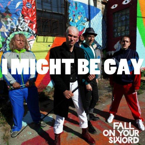 I Might Be Gay - Single